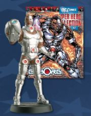 Eaglemoss DC Comics Super Hero Figurine Collection #047 Cyborg